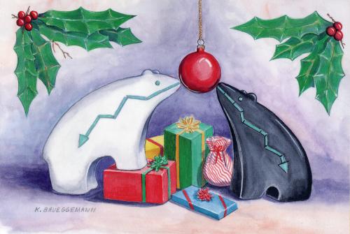 CHR-904 Bearing Gifts by Karen Brueggemann