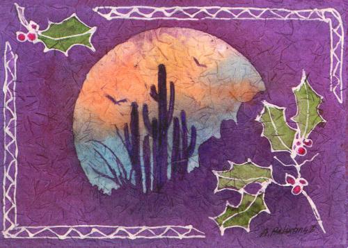 CHR-934 Christmas Moon by Anna Balentine