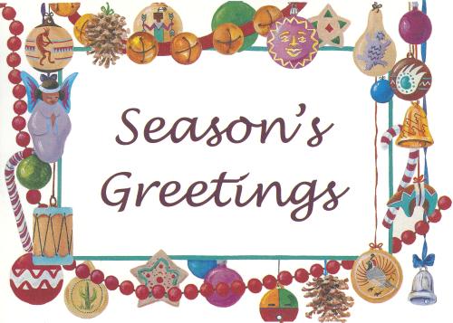 CHR-936 Season's Greetings by Skeeter Leard