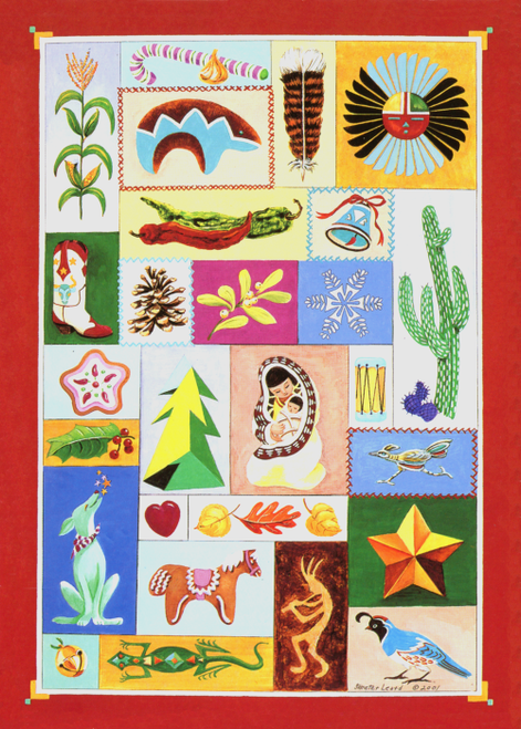 CHR-939 The Celebration Quilt by Skeeter Leard