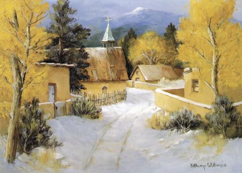 CHR-945 Winter Serenity by Katheryn Williams