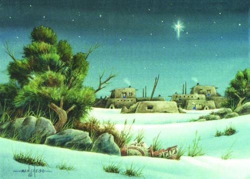 CHR-951 Pueblo Starlight by Art Menchego