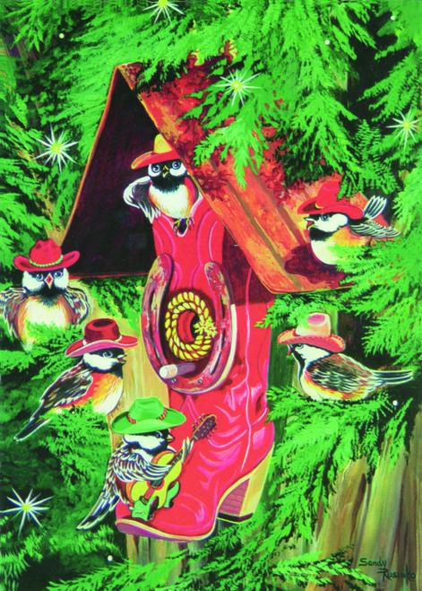 CHR-960 Holiday Hoedown by Sandy Rusinko
