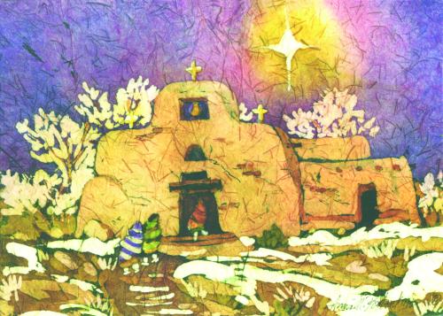 CHR-966 Native Star by Anna Balentine