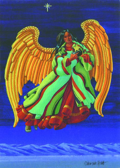 CHR-967 Desert Angel by Deborah Hiatt
