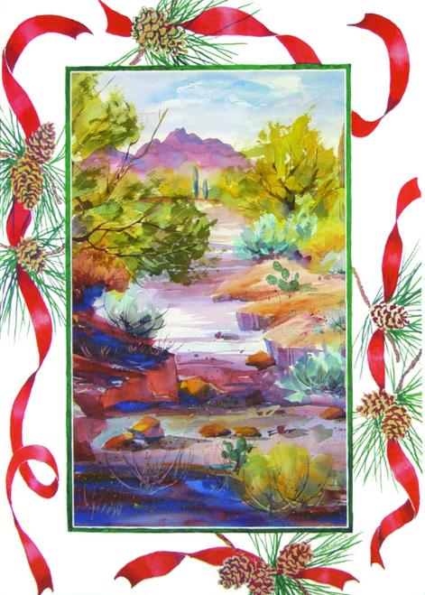 CHR-976 Southwest Holiday by Ann McEachron