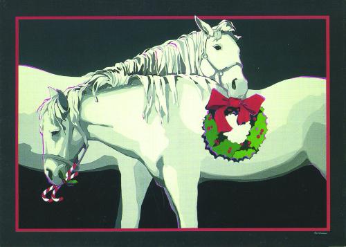 CHR-985 Horse Talk by J.K. Lamkin