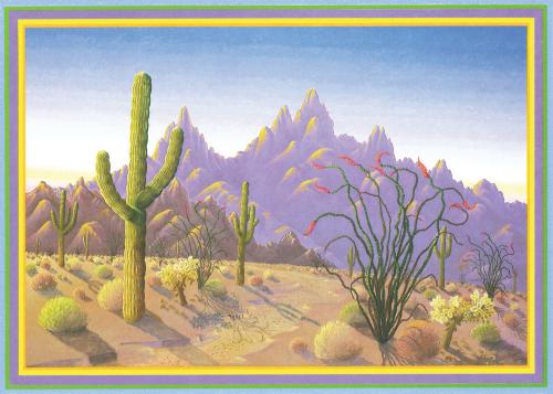 AC-638 Desert Spring by Noble Richardson