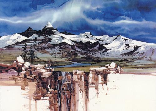 AC-755 River's Edge by Michael Atkinson
