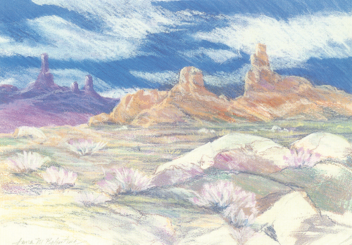 AC-767 High Desert by Anna M. Balentine