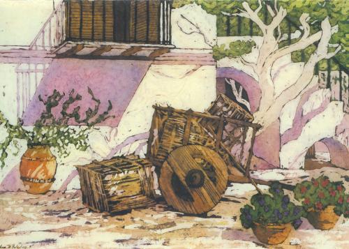 AC-794 Sedona Landmark by Anna Balentine