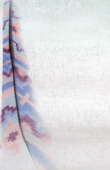 NP-22 Blanket Design by Alice Yazzie