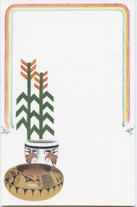 NP-682 Rainbow Design by Lois E. Rumohr