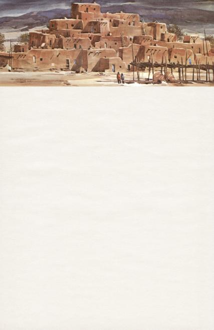 WTS-474 Pueblo Design by Don Brackett