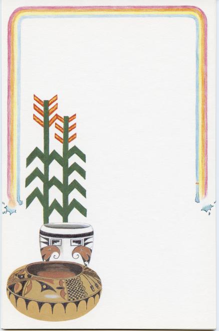 WTS-682 Rainbow Design by Lois E. Rumohr
