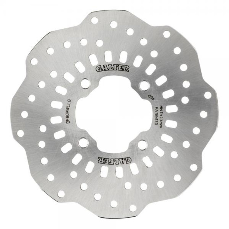 GALFER FIM FULL WAVE REAR DISC