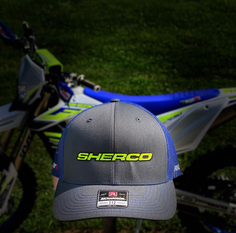 F1 SHERCO HAT