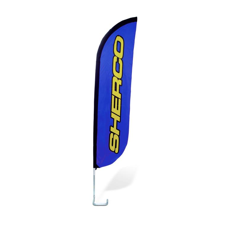 SHERCO FLAG 20FT
