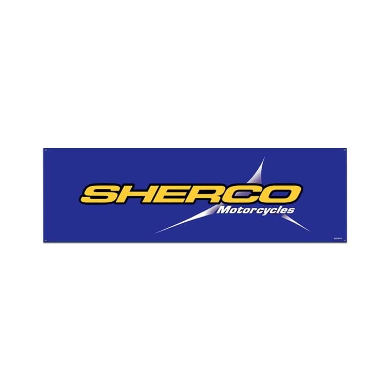SHERCO BANNER ROLL 300FT