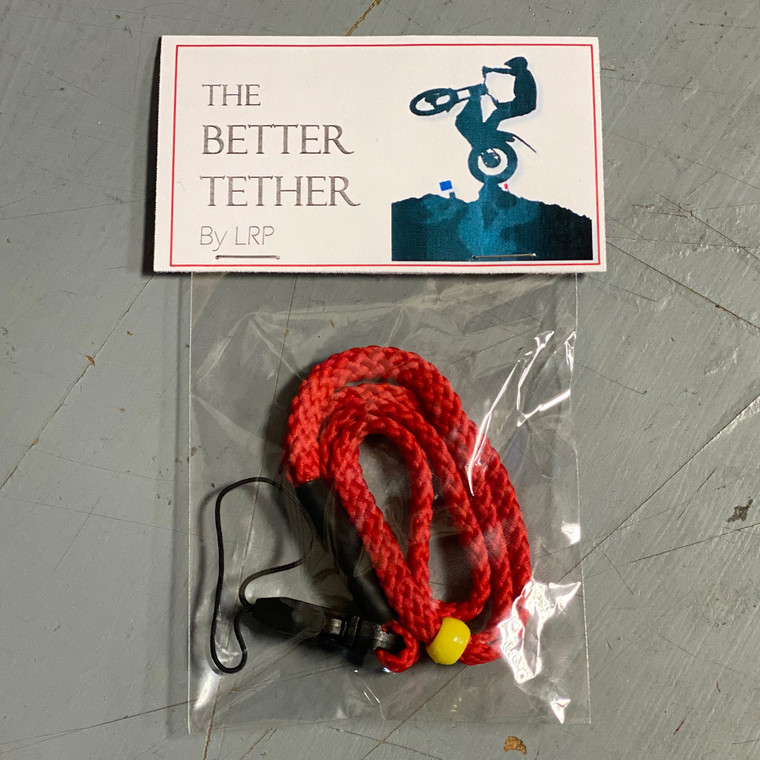 BETTER TETHER NON ELASTIC | RED