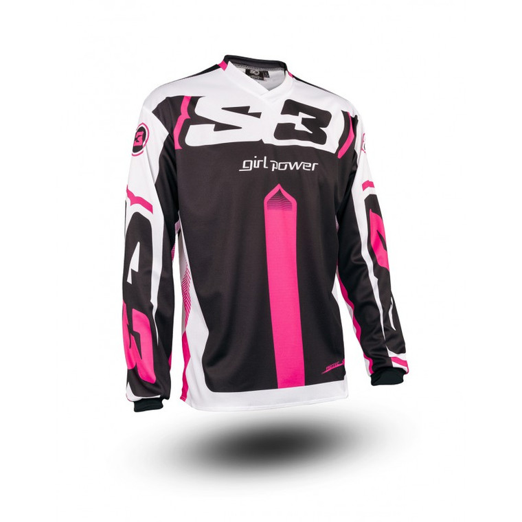 S3 PROTEC JERSEY | PINK