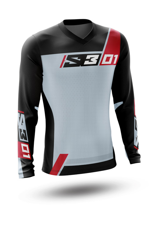 S3 01 TRIAL JERSEY FRONT