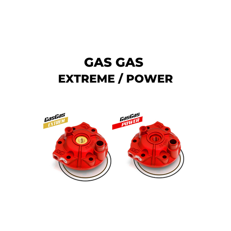 S3 HEAD KIT GAS GAS 2021