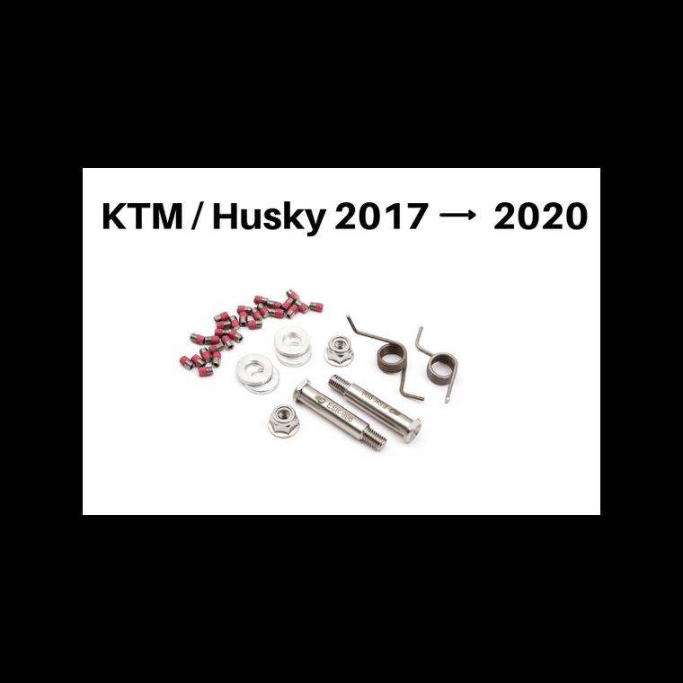 S3 KTM HUSKY FOOTPEG SPARE PARTS