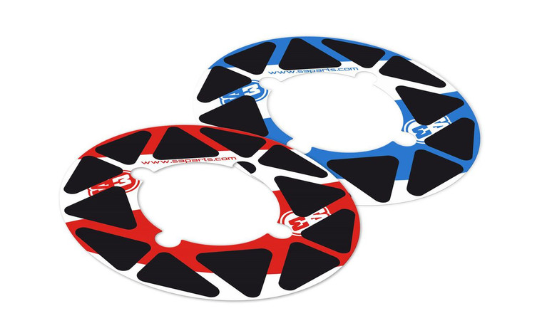 S3 SPROCKET DECAL