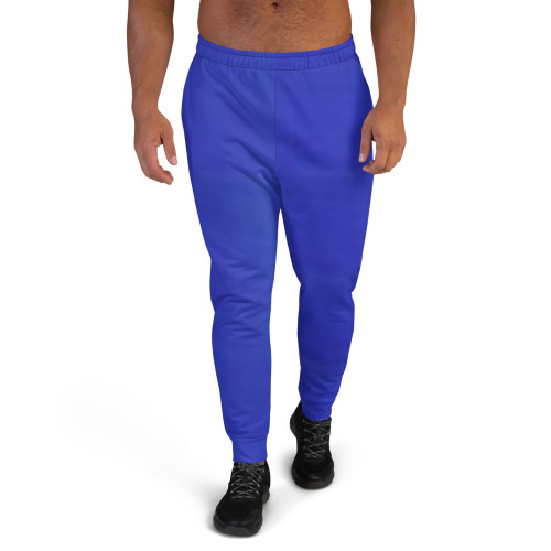 Men's Joggers -- Royal Blue