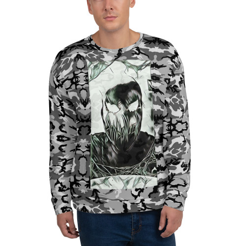 Unisex Sweatshirt -- Nightmare