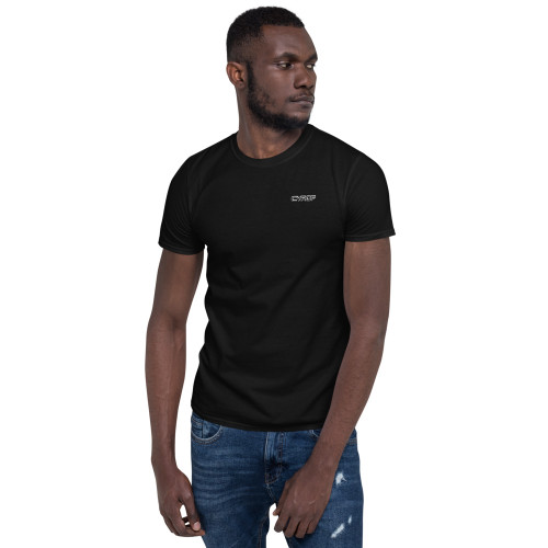Short-Sleeve Unisex T-Shirt -- Black