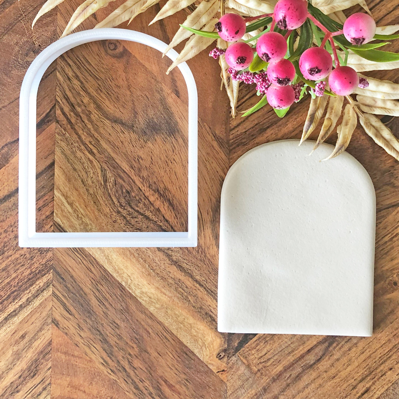 Arch Shaped Cookie Cutter
