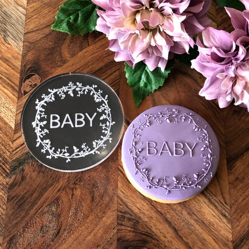Baby Cookie Stamp