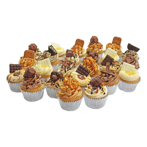 24 Delicious cupcakes from Goulburn Valley Cakes
