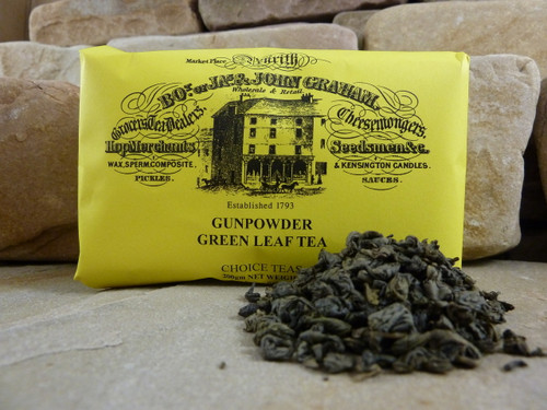 Gunpowder Green Leaf Tea