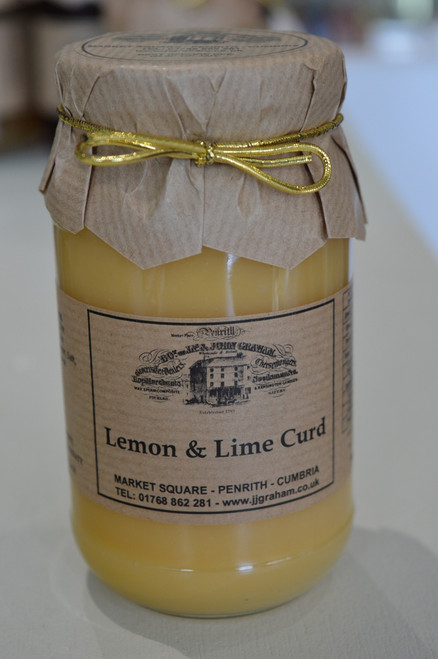 Lemon & Lime Curd