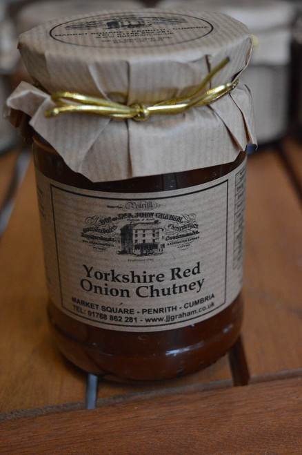Yorkshire Red Onion Chutney