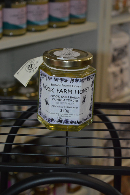 Nook Farm Borage Honey