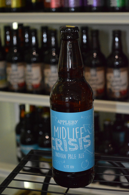 Appleby Brewery Midlife Crisis