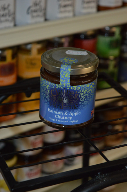 Damson & Apple Chutney
