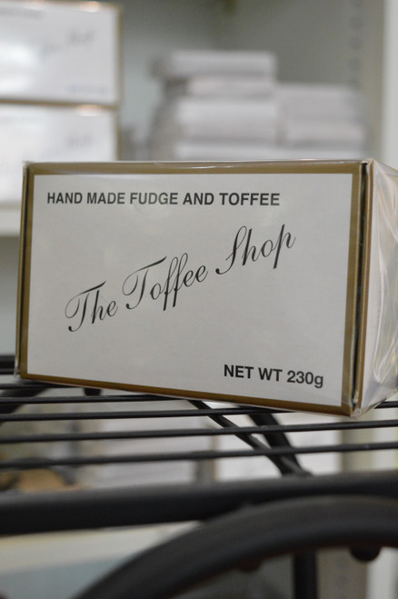 Hand Made Fudge & Toffee