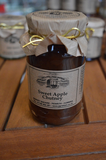 Sweet Apple Chutney