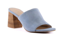 Adapt Suede Heeled Sandal