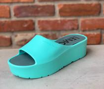 Mint Sunny Sandals