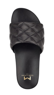 Imenal Black Sandal
