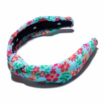 Ditsy Floral Slim Knotted Headband