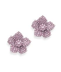 Bonnie Violet Earrings