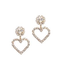 Cupid Crystal Earrings