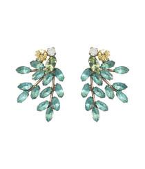 Farrow Aqua Earrings